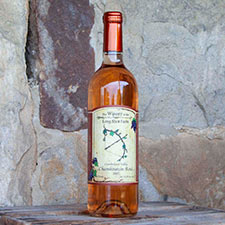 Chambourcin Rose Wine
